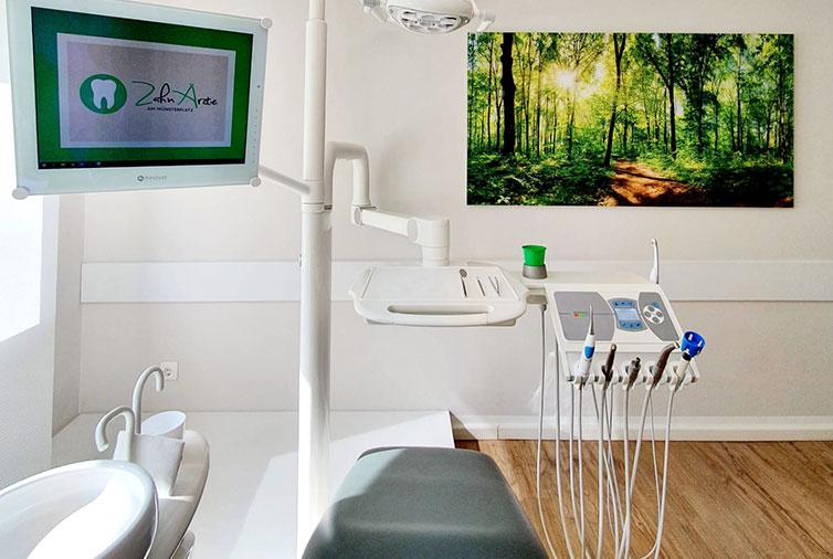 Zahnarzt-praxis-Duesseldorf-Behandlungsraum